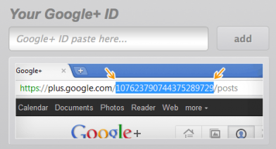 Is there a custom or shorter version of my Google Plus profile URL?