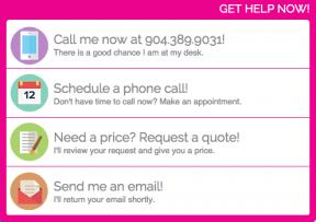 Get Help Now! Website Update